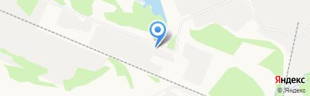 Завод Металлополимерных труб на карте Ижевска