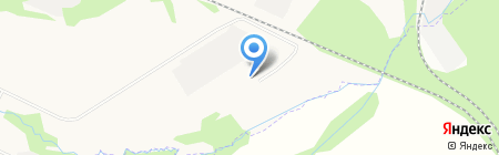 Ижпак на карте Ижевска