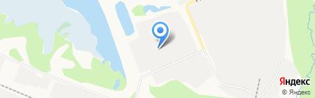 Карина на карте Ижевска