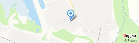 Экса на карте Ижевска