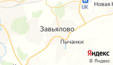 Отели города Завьялово на карте