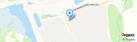 Удмуртэнергонефть на карте Ижевска