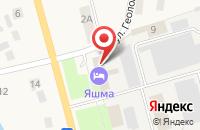 Схема проезда до компании DI-ON в Завьялово