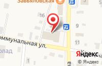 Схема проезда до компании Участковый пункт полиции №11 в Завьялово