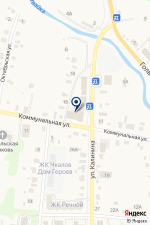 Участковый пункт полиции №16 на карте Завьялово