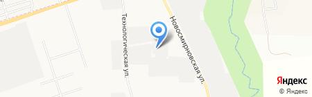 Сенегер на карте Ижевска