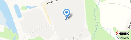ЗМК-Ижевск на карте Ижевска