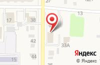 Схема проезда до компании Многофункциональный центр предоставления государственных и муниципальных услуг Завьяловского района в Завьялово
