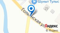Компания ИТК на карте