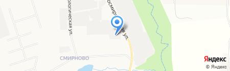 ДекКам на карте Ижевска