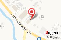 Схема проезда до компании Магазин строительных материлов в Завьялово