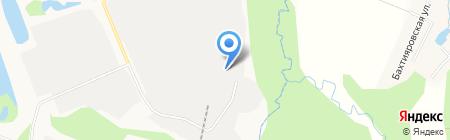 Первый механический завод на карте Ижевска