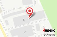 Схема проезда до компании Квант в Ижевске