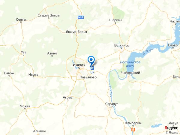 деревня Позимь на карте
