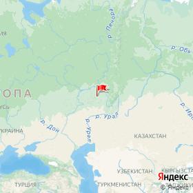Weather station Uyazi-tau in Oktyabrskiy, Republic of Bashkortostan, Russia