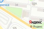 Схема проезда до компании Банкомат, Почта Банк в Октябрьском