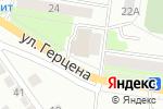 Схема проезда до компании Кафе-кондитерская в Октябрьском