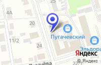 Схема проезда до компании СТИЛЬ в Октябрьском