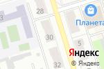 Схема проезда до компании Sumochka в Октябрьском