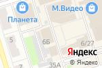 Схема проезда до компании Магазин мясной продукции в Октябрьском