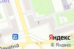 Схема проезда до компании Управление Федерального казначейства по Республике Башкортостан в Октябрьском