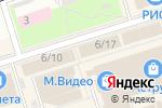 Схема проезда до компании Чайная у Бабая в Октябрьском