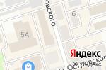 Схема проезда до компании У Хакима в Октябрьском