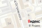 Схема проезда до компании Ариадна в Октябрьском
