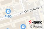 Схема проезда до компании Скб+ в Октябрьском