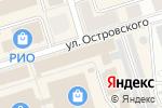 Схема проезда до компании Смак в Октябрьском