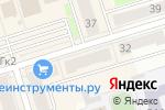 Схема проезда до компании Kinder shop в Октябрьском
