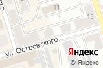 Схема проезда до компании Компания по аэродизайну в Октябрьском