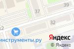 Схема проезда до компании Лидер в Октябрьском