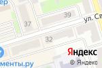 Схема проезда до компании ИDЕЯ в Октябрьском