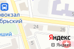 Схема проезда до компании Салон медицинских изделий в Октябрьском