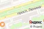Схема проезда до компании Фонтан в Октябрьском