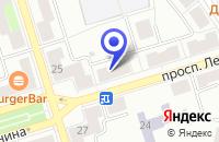 Схема проезда до компании ПКБ ТИТАН в Октябрьском