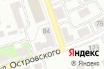 Схема проезда до компании Тотей+ в Октябрьском