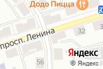 Схема проезда до компании Адвокат Ахметова А.А. в Октябрьском