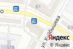 Схема проезда до компании СКС Ломбард в Октябрьском
