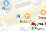 Схема проезда до компании Ника в Октябрьском