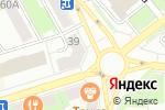 Схема проезда до компании Символ в Октябрьском