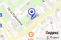 Схема проезда до компании СУ ОКТЯБРЬСКСТРОЙ в Октябрьском