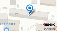 Компания Рутекс на карте