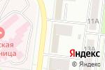 Схема проезда до компании Трансагентство в Октябрьском