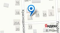Компания Урайма на карте