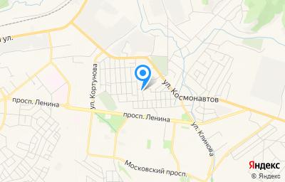 Местоположение на карте пункта техосмотра по адресу Респ Башкортостан, г Октябрьский, ул Промышленная, д 53