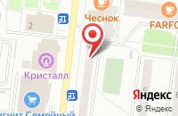 Схема проезда до компании Апельсин-сити в Октябрьском