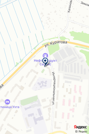 АВТОСТОЯНКА ФИЛПЕНКО О.В. на карте Ухты