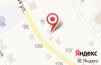 Схема проезда до компании Автомойка в Дубках